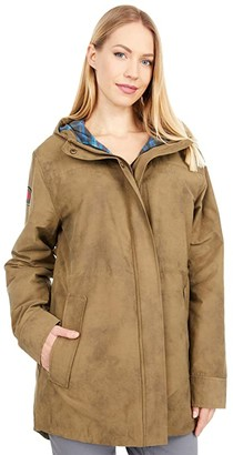 Mountain Khakis Pursuit Jacket Classic Fit (Firma) Women's Clothing