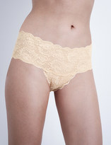 Cosabella Hottie Never Say Never lace boyshort briefs