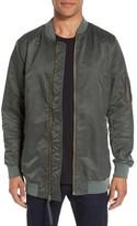 Vince Men's Longline Aviator Jacket