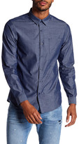 Howe Sabatage Regular Fit Button Down Shirt