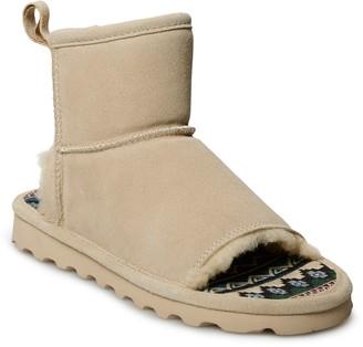 BearPaw Molly Women's Open Toe Ankle Boots