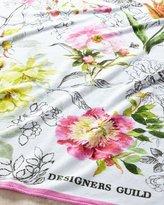 Designers Guild Sibylla Fuchsia Beach Towel