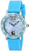 Stuhrling Original Women's 225R.1116I6 Nautical Regatta Marina Swarovski Crystal-Accented Watch