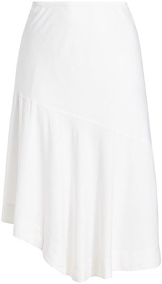 Nic+Zoe, Plus Size The Long Engagement High-Low Midi Skirt