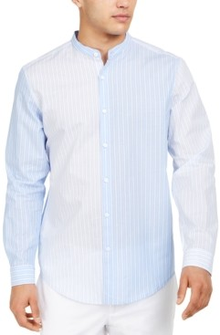 INC International Concepts Inc Men's Troy Stripe Shirt, Created for Macy's