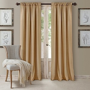 Elrene Home Fashions Cachet Blackout Curtain Panel, 52 x 84