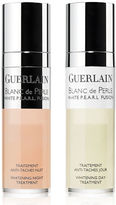 Guerlain Blanc de Perle Brightening day & night treatment