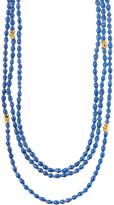 Indigo Adara Beaded Necklace