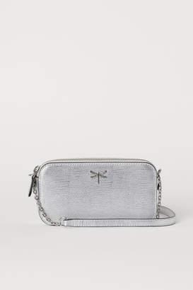 H&M Small Shoulder Bag - Silver