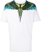 Marcelo Burlon County of Milan Valentine T-shirt - men - Cotton - S