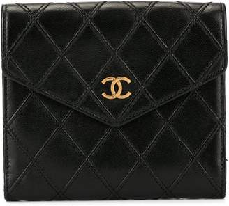 Chanel Pre-Owned 1997 quilted CC wallet