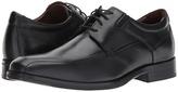Johnston & Murphy Bartlett Moc Lace-Up Men's Lace Up Moc Toe Shoes