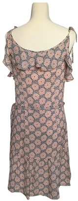 Paul & Joe Pink Silk Dress for Women