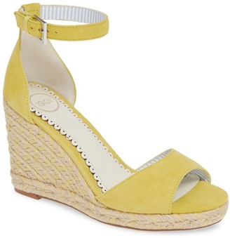 1901 Nadine Espadrille Wedge Ankle Strap Sandal