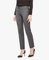 Ann Taylor The Ankle Pant In Sharkskin - Devin Fit