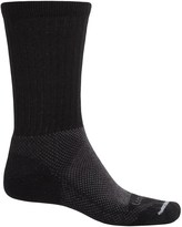 Lorpen Uniform Tactical Stop Socks - Merino Wool, Crew (For Men and Women)