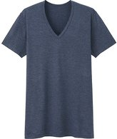 Uniqlo Men's HEATTECH V-Neck T-Shirt