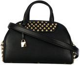 MICHAEL Michael Kors metallic embellished tote bag - women - Leather/metal - One Size
