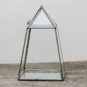 Nkuku Open Fronted Terrarium Large - Glass