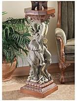 Toscano The Elephant's Triumph Pedestal Plant Stand Design