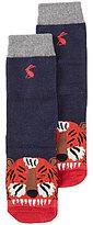 Joules Big Boys Tiger Character Socks