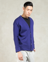 Minotaur Blue Heat Moist Cardigan