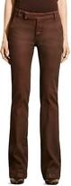 Lauren Ralph Lauren Waxed Flare Pants
