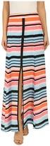 Nanette Lepore Candy Stripe Skirt