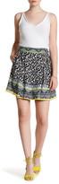 Ella Moss Print Skirt