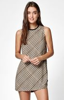 RVCA Seldom Printed Tank Dress