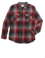 Vans Boy's Conroy Flannel Shirt