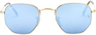 Ray-Ban Hexagon Frame Sunglasses