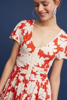 Maeve Paris Printed Dress
