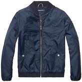 Tommy Hilfiger Final Sale-Th Kids Nylon Bomber Jacket
