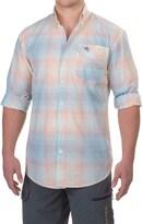 Guy Harvey Griddle Fish Shirt - Long Sleeve (For Men)