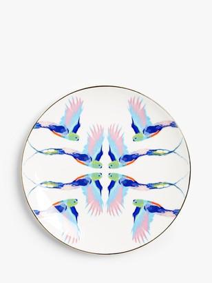 John Lewis & Partners Parrot Decorative Plate