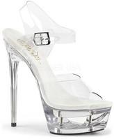 Pleaser USA Women's Eclipse 608 Platform Sandal