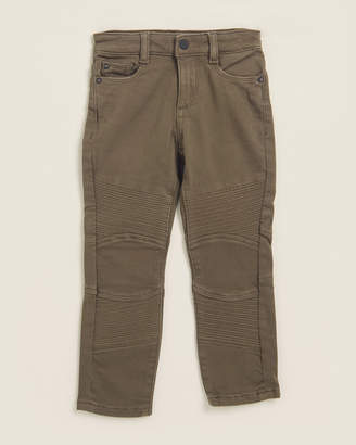 DL1961 Toddler Boys) Beast Zane Super Skinny Moto Pants