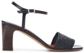 Michel Vivien Haany woven-strap sandals