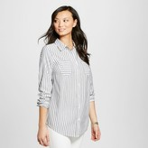 Merona Women's Favorite Tunic Sour Cream Stripe