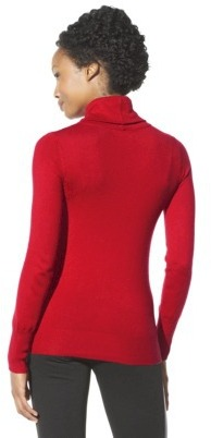 Ultrasoft Mossimo® Women's Turtleneck Sweater - Assorted Colors