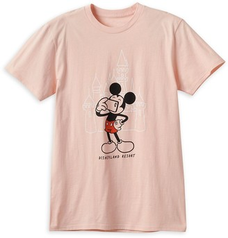 Disney Mickey Mouse ''Selfie'' T-Shirt for Adults Disneyland