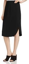 Eileen Fisher Curved Hem Skirt