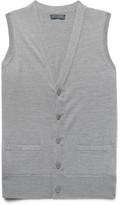 Thom Sweeney - Virgin Wool Vest