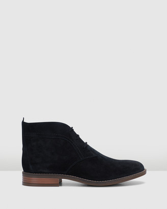 Clarks Women's Black Lace-up Boots - Camzin Grace - Size One Size, 3 at The Iconic
