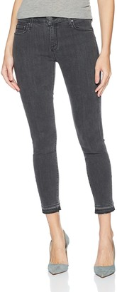 Parker Smith Women's KAM Cropped Skinny in Griffin 25