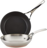 Anolon Nouvelle Mixed Metals 2-pc. Skillet Set