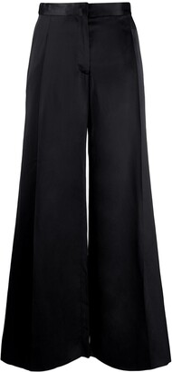 Loewe High-Waisted Palazzo Trousers