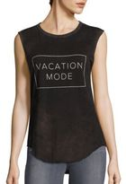 Feel The Piece Tyler Jacobs x Vacation Mode Tank Top