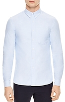 Sandro Oxford Slim Fit Button-Down Shirt